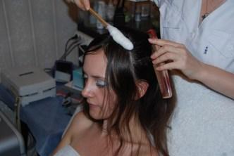 Криотерапия волос