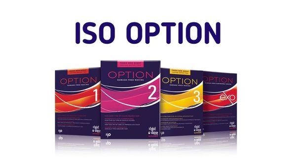 ISO опциясын қарау
