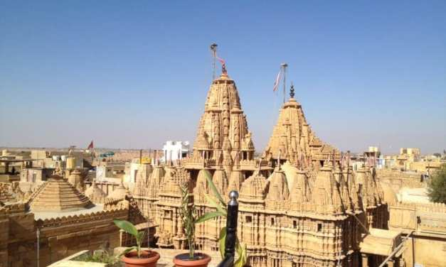 Daydreams and Fairytales in Jaisalmer, India, post 1 of 3
