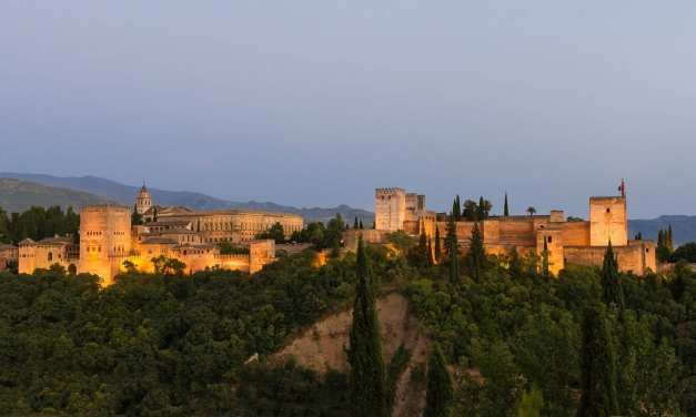 The Alhambra in Daylight