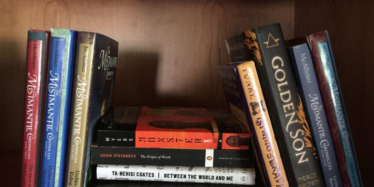 The 2016-2017 SEA Teen Book Club: Literary Analysis