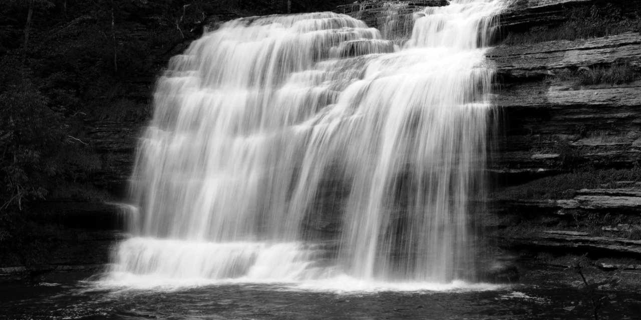 Photograph of Pixley Falls, NY by Jake K. Siders, 13