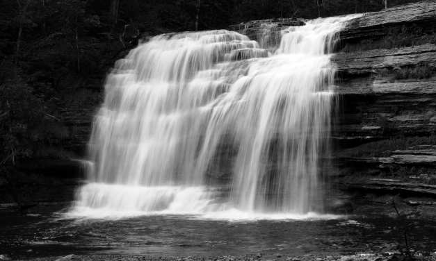 Photograph of Pixley Falls, NY by Jake K. Siders, 13