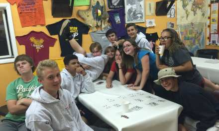 SEA Homeschoolers' Holiday Service Project