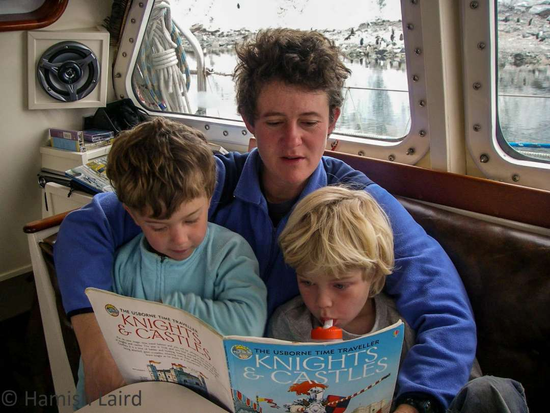 Unschooling When You Can, Teach When You Must - Classical Education and Unschooling Meet