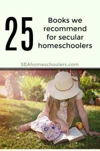 Secular Homeschool Reading & Book List