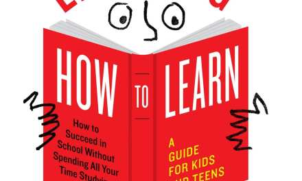 Learning How to Learn by Barbara Oakley, PhD