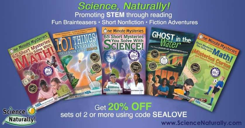 Stem books for secular homeschooling