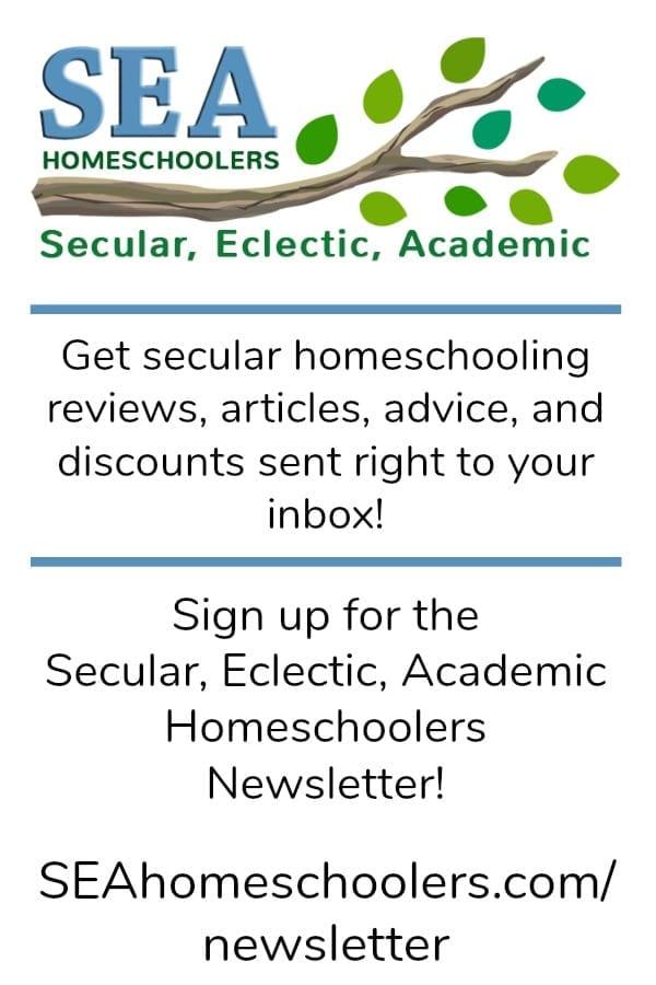 Secular Homeschooling Newsletter