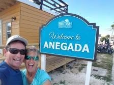 Jon and Michelle Anegada