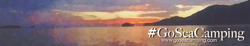 Sunset water colour