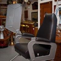 Authentic US Navy Captain's Chair - SeaJunk
