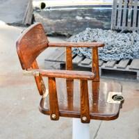 Antique Fish Fighting Chair - SeaJunk