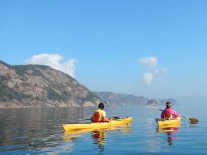 sea kayak journeys China