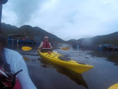 Sea Kayak Hong Kong July13
