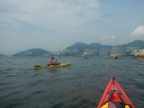 sea kayak hong kong lammaisland37