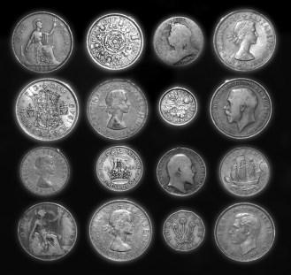 coin but not forgotten