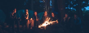 Bushcraft as a Youthwork Tool