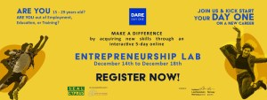 DARE_Day One Alliance for Emplyment_Entrepreneurship Lab