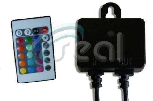 SD062 Control Unit & Remote