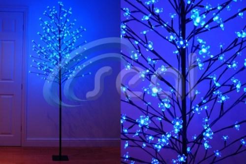 LED Blossom Tree – Blue