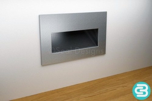 LED Wall Light – Warm White