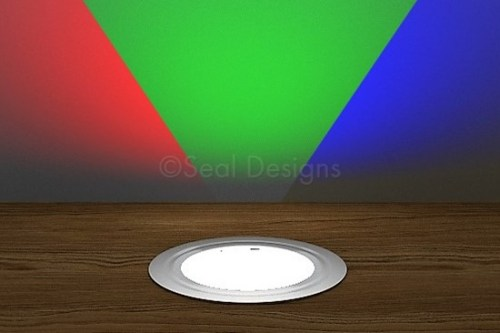 RGB Recessed Lights