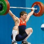 Chad Vaughn – Olympic Weightlifter CrossFit Profile Statistics