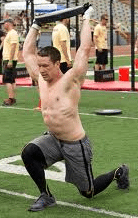 Zach Forrest crossfit stats