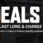 Rogue Fitness Hot Deals 2014
