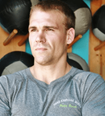 Chase Daniels CrossFit Elite Athlete Profile