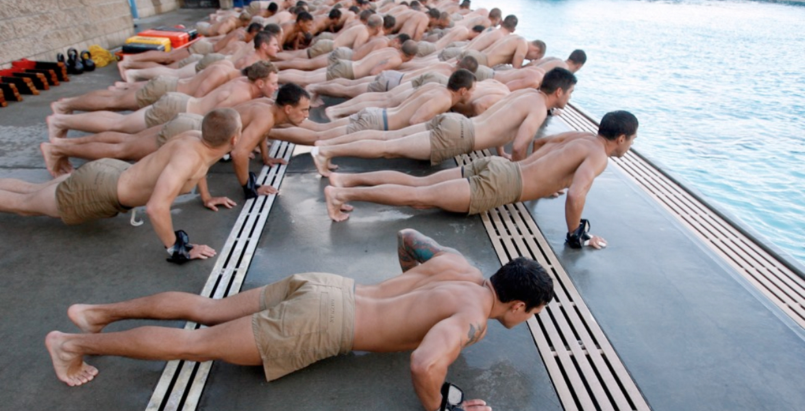 Navy Seals Workout Program