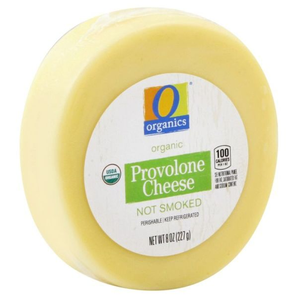 O Organics Cheese, Sliced, Provolone