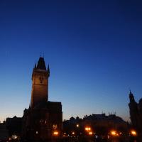 PRAGUE, OLD TOWN SQUARE, 2015