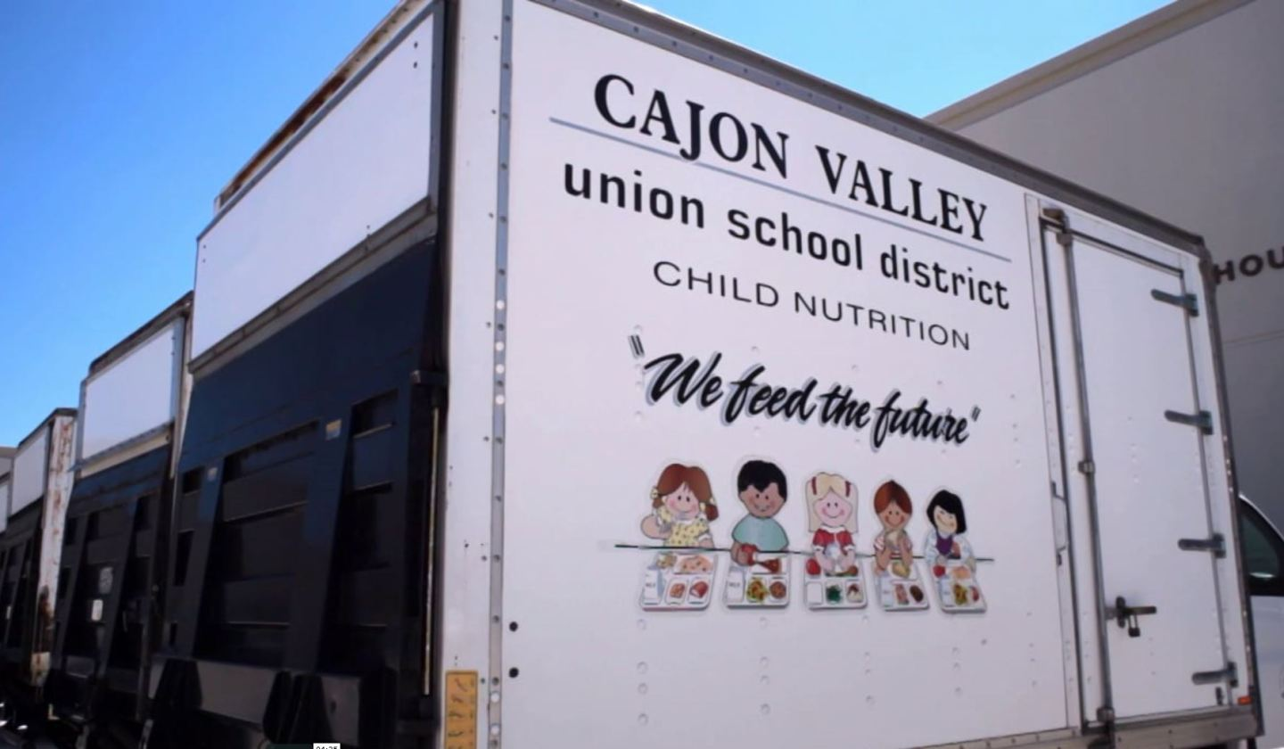 Video production for Cajon Valley Union School District.