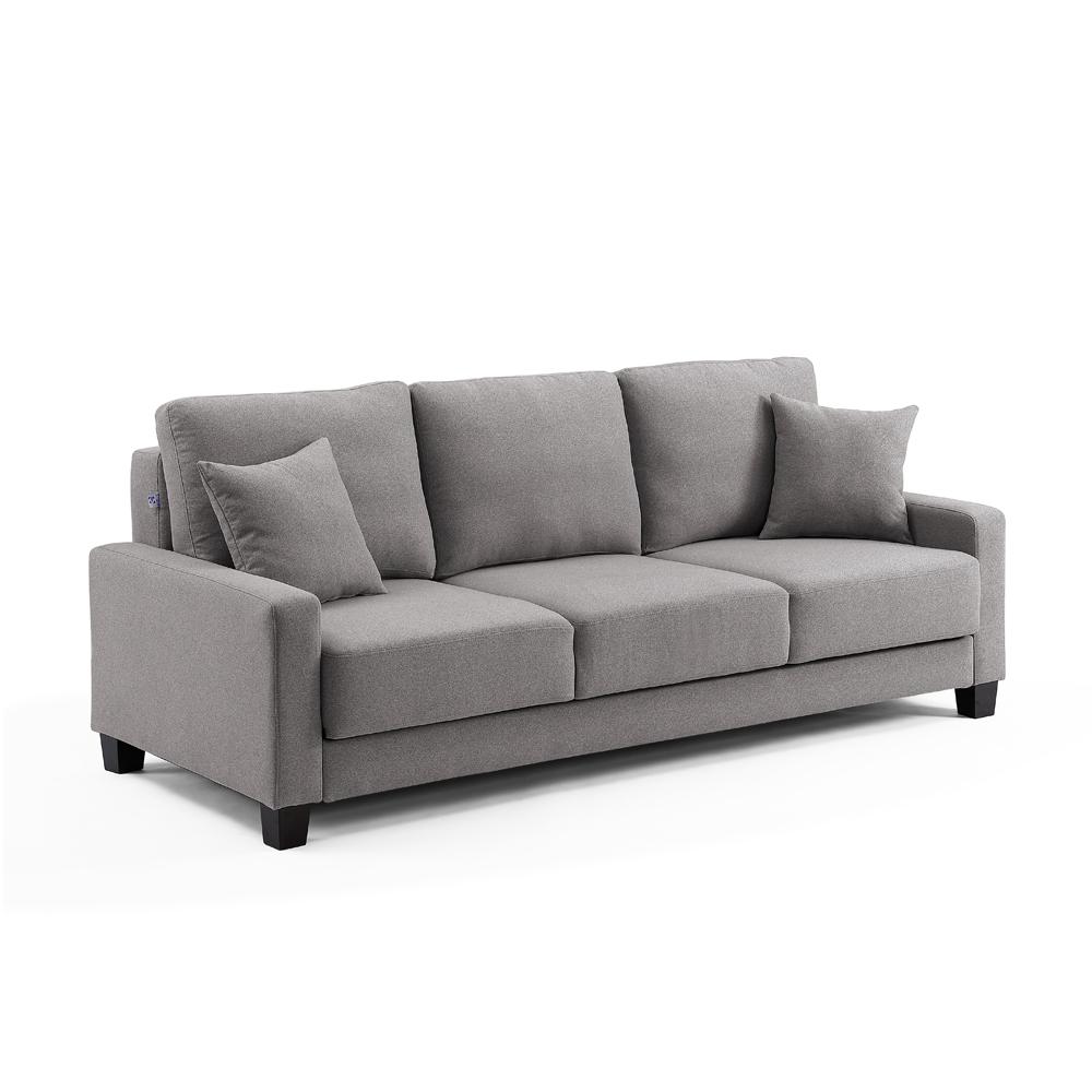 barletta sofa silver grey velvet chesterfield sealysofaconvertibles com