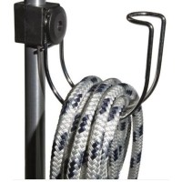 Nawa Rail Mounted Rope Holder - Hose Tidy