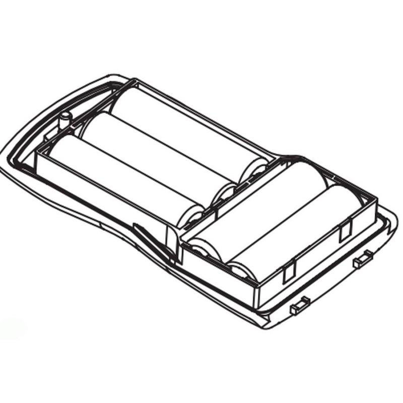 Cobra Spare Battery Tray for HH600 Handheld VHF Radio CM