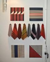 Llio's weave samples and paper designs