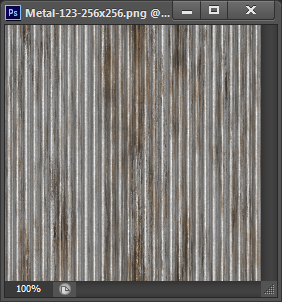Seamless texture file open in Adobe Photoshop