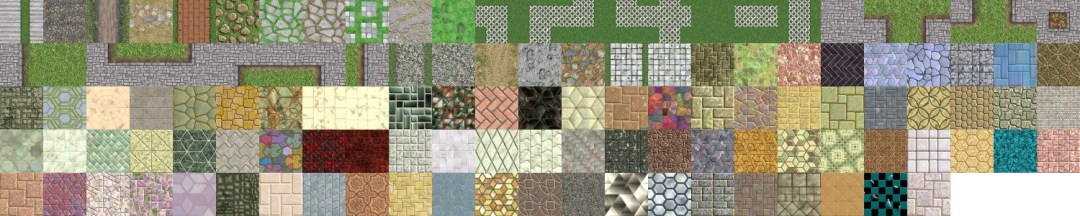 Textures Unleashed Volume 9: Tile and Path