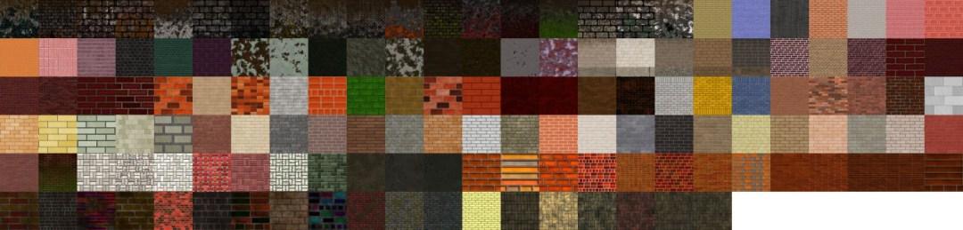 Textures Unleashed Volume 19: Brick