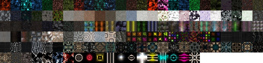 Textures Unleashed Volume 21: Technology II