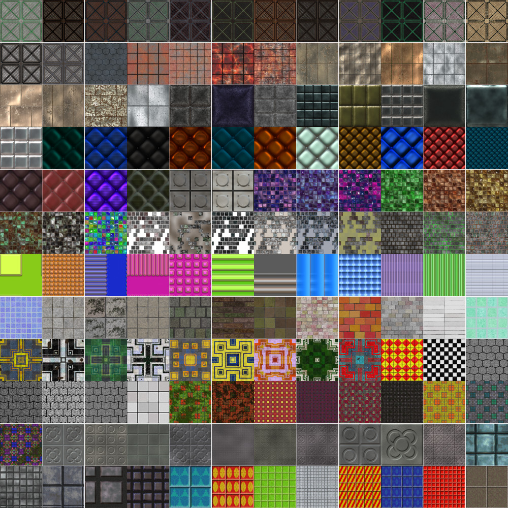 Textures Unleashed Lite Volume 18: Tiles