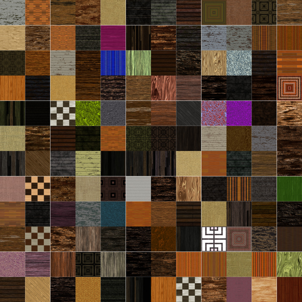 Textures Unleashed Lite Volume 29: Wood III
