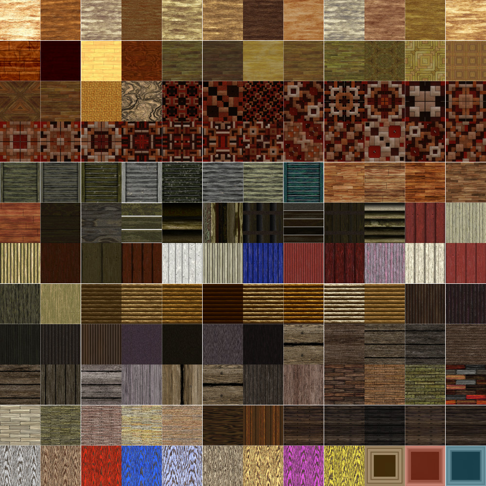 Textures Unleashed Lite Volume 36: Wood IV