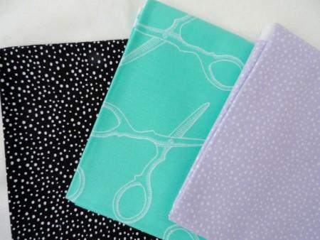 churn dash fabric