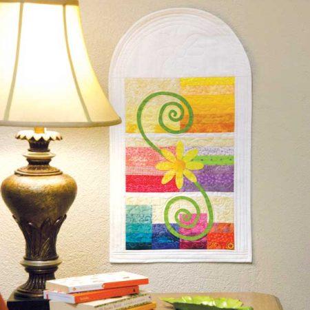 Book Nook quilt