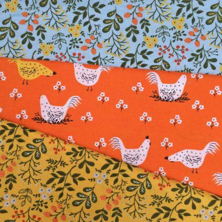 Gardening fabric