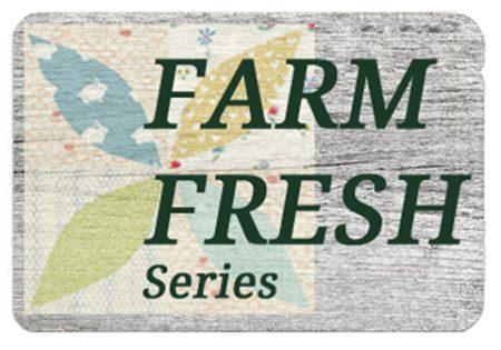 Farm Fresh quilt pattern series by Kate Colleran and Alyssa DesRosier